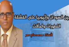 Photo of النزاع بين السودان وإثيوبيا على الفشقة التطورات والمآلات